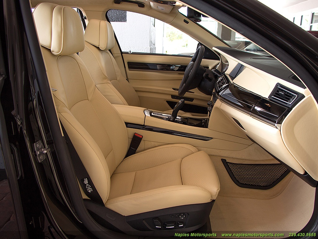 2010 BMW 760Li Individual - Photo 43 - Naples, FL 34104