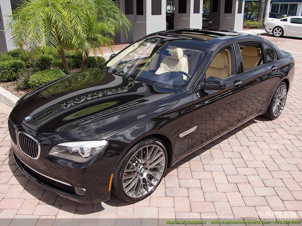 2010 BMW 760Li Individual - Photo 7 - Naples, FL 34104