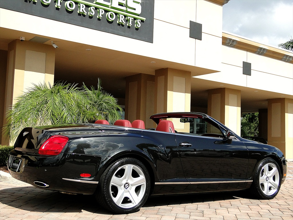 2008 Bentley Continental GT Convertible - Photo 8 - Naples, FL 34104