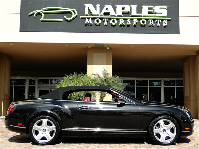2008 Bentley Continental GT Convertible - Photo 4 - Naples, FL 34104