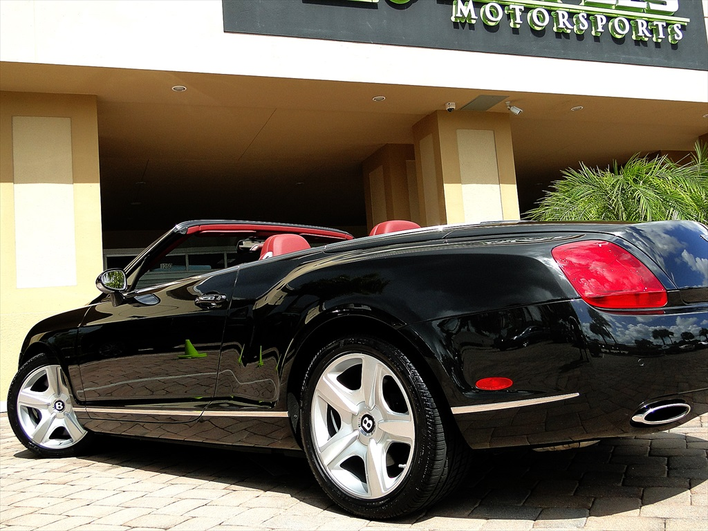 2008 Bentley Continental GT Convertible - Photo 53 - Naples, FL 34104