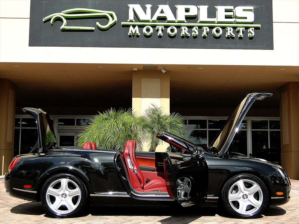2008 Bentley Continental GT Convertible - Photo 16 - Naples, FL 34104