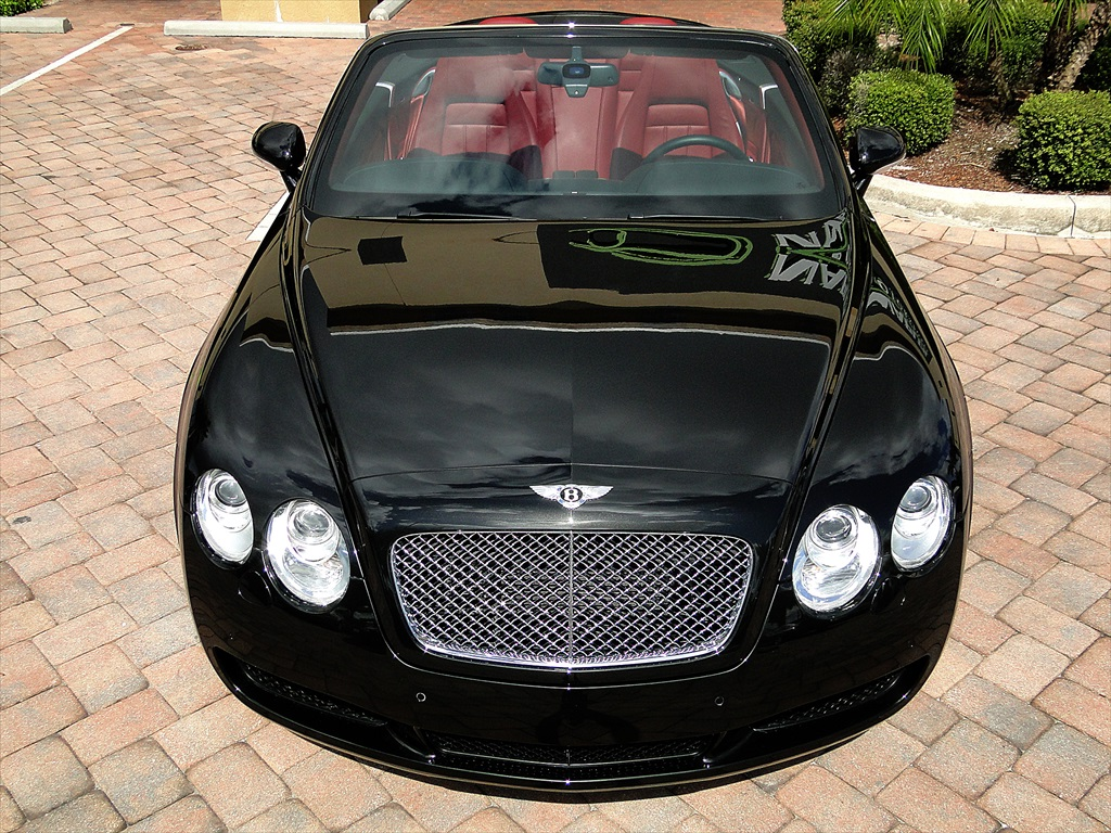 2008 Bentley Continental GT Convertible - Photo 34 - Naples, FL 34104