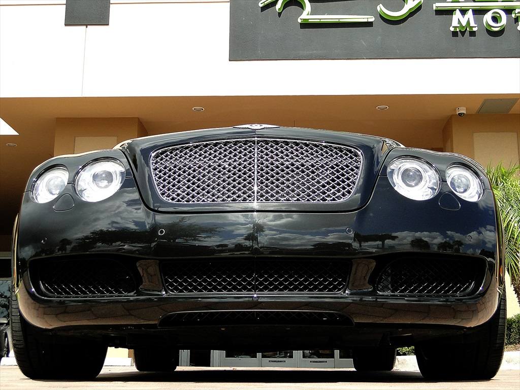 2008 Bentley Continental GT Convertible - Photo 38 - Naples, FL 34104