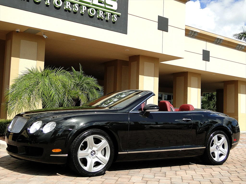 2008 Bentley Continental GT Convertible - Photo 17 - Naples, FL 34104