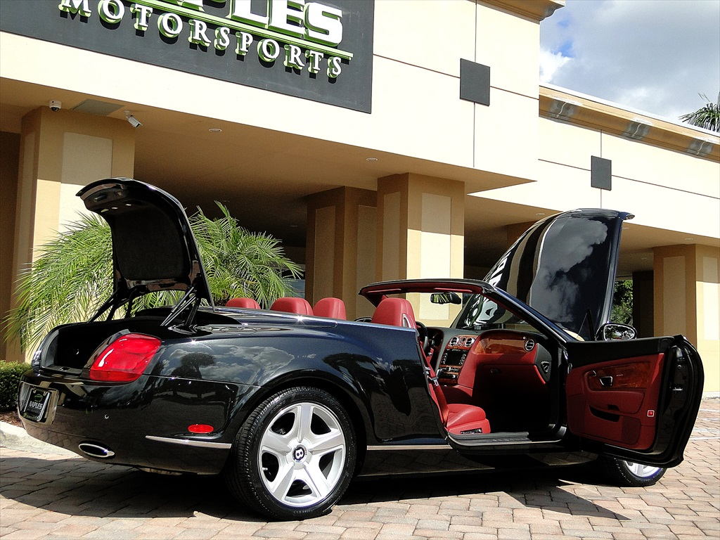 2008 Bentley Continental GT Convertible - Photo 14 - Naples, FL 34104