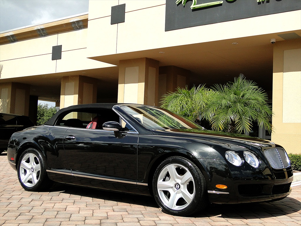 2008 Bentley Continental GT Convertible - Photo 6 - Naples, FL 34104