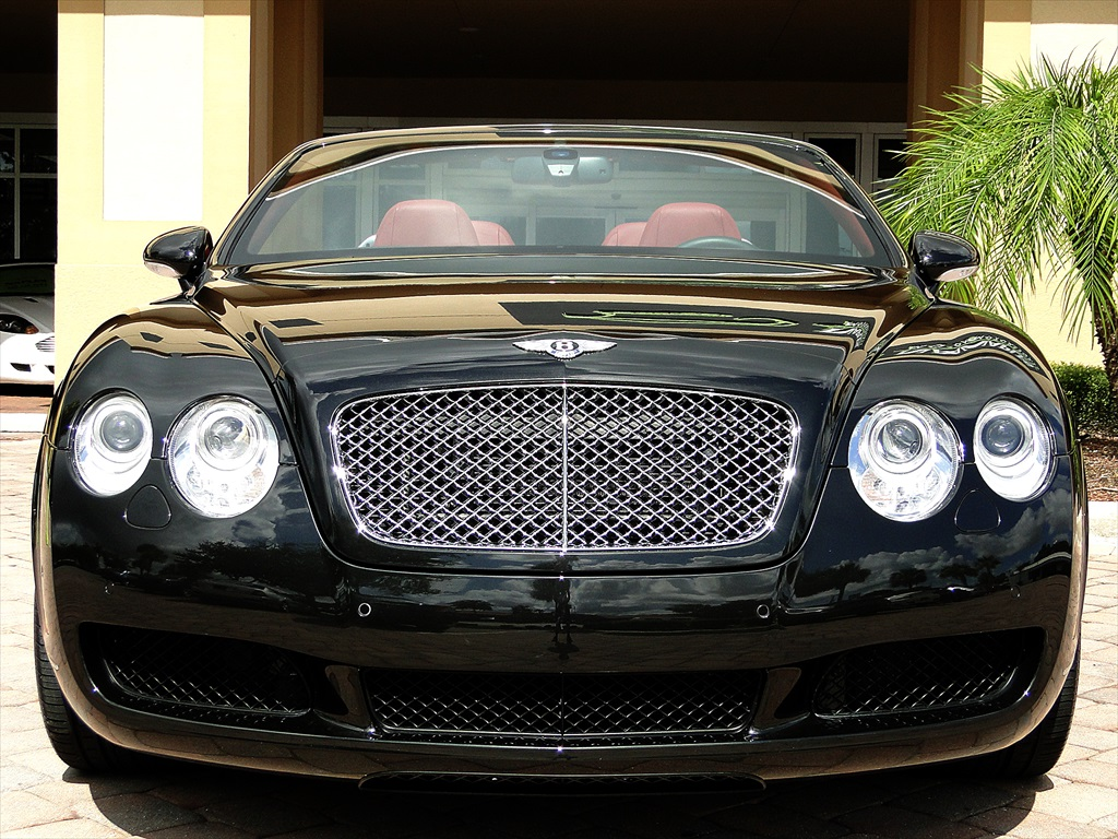 2008 Bentley Continental GT Convertible - Photo 37 - Naples, FL 34104