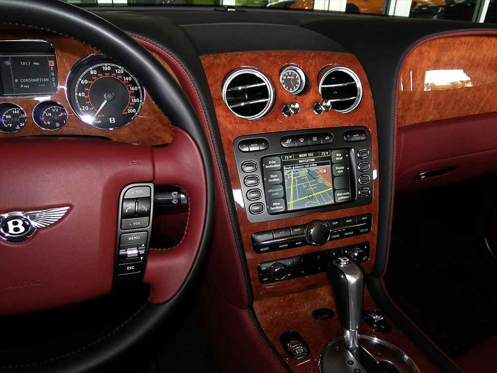 2008 Bentley Continental GT Convertible - Photo 55 - Naples, FL 34104