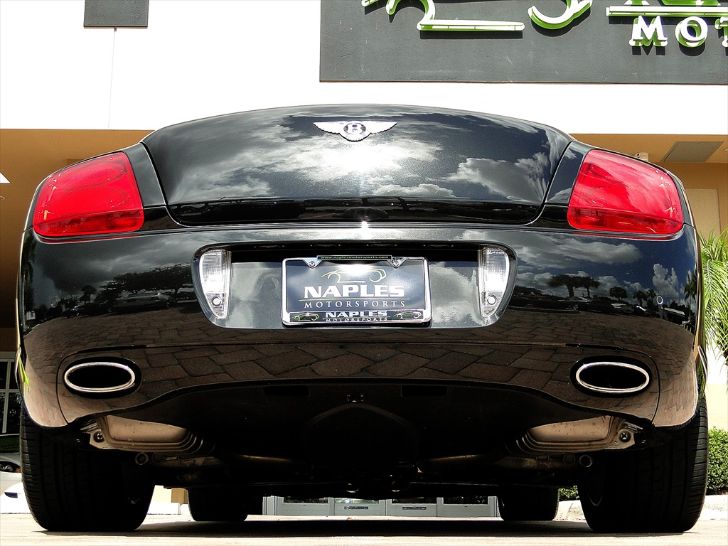2008 Bentley Continental GT Convertible - Photo 57 - Naples, FL 34104