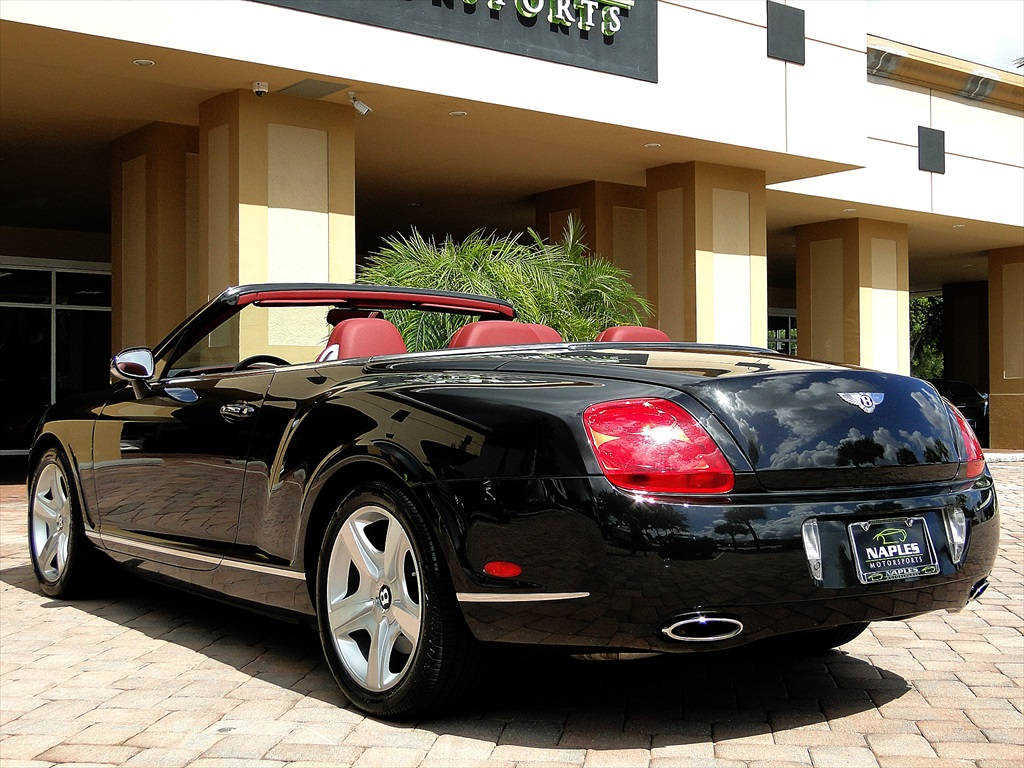 2008 Bentley Continental GT Convertible - Photo 36 - Naples, FL 34104