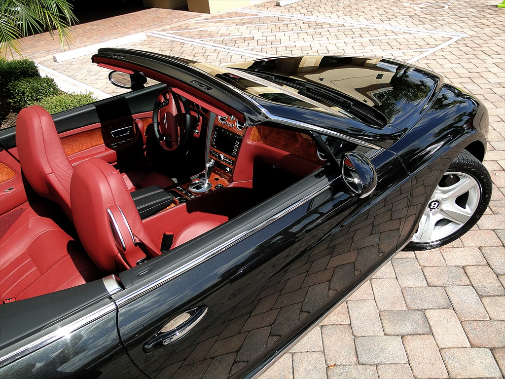 2008 Bentley Continental GT Convertible - Photo 22 - Naples, FL 34104