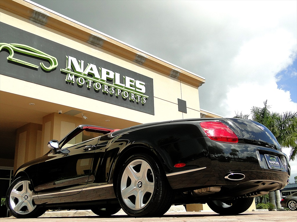 2008 Bentley Continental GT Convertible - Photo 47 - Naples, FL 34104