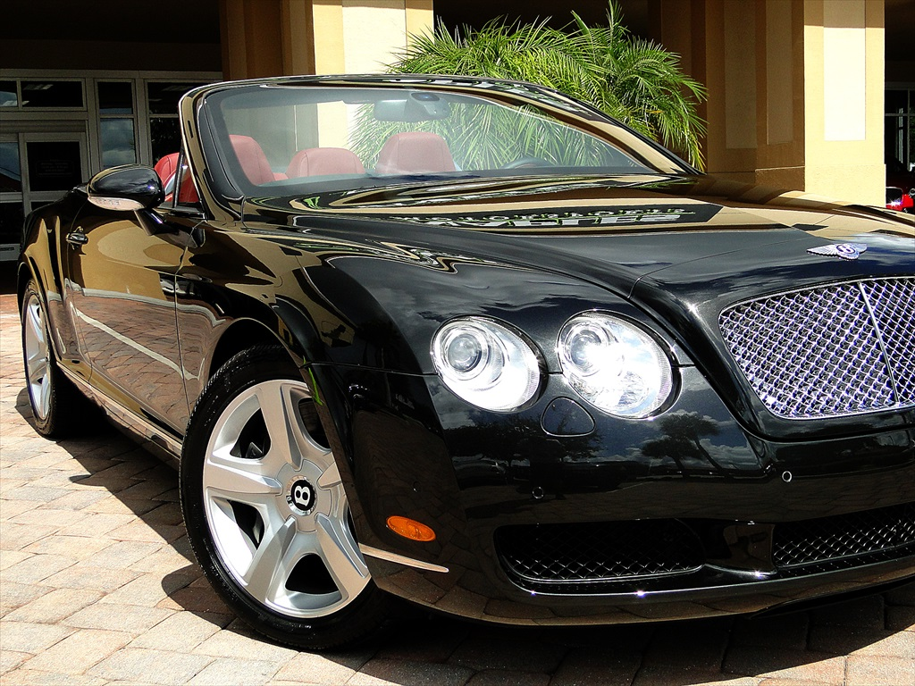 2008 Bentley Continental GT Convertible - Photo 15 - Naples, FL 34104
