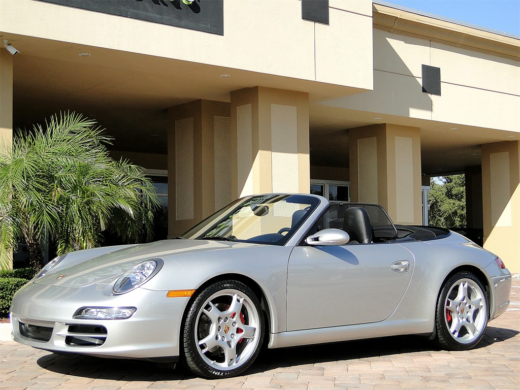 2008 Porsche 911 Carrera S - Photo 5 - Naples, FL 34104