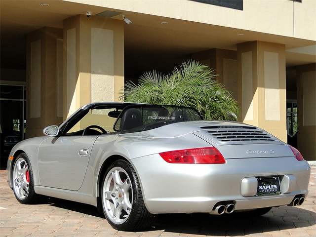 2008 Porsche 911 Carrera S - Photo 3 - Naples, FL 34104