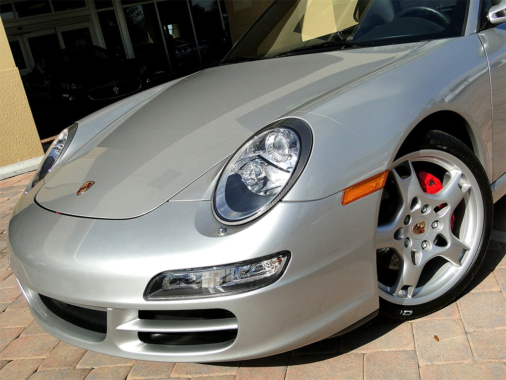 2008 Porsche 911 Carrera S - Photo 54 - Naples, FL 34104