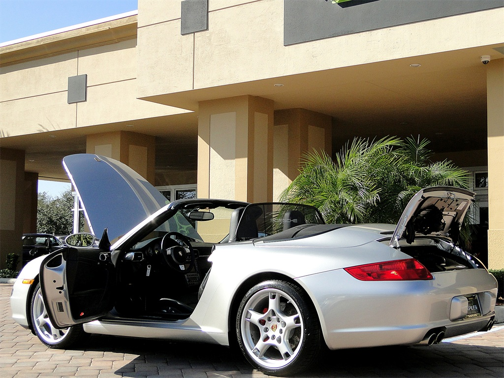 2008 Porsche 911 Carrera S - Photo 24 - Naples, FL 34104