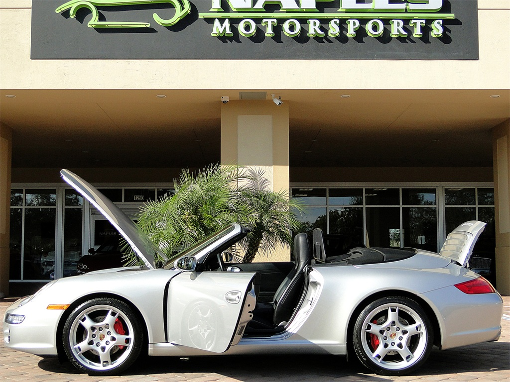 2008 Porsche 911 Carrera S - Photo 39 - Naples, FL 34104