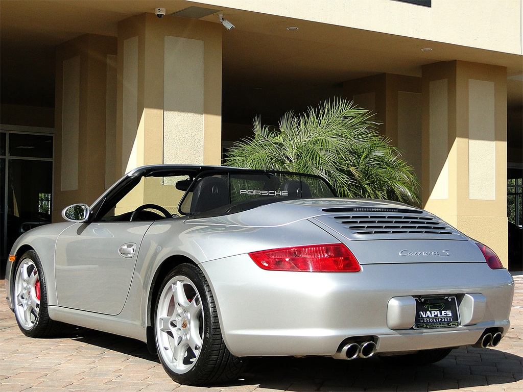 2008 Porsche 911 Carrera S - Photo 46 - Naples, FL 34104