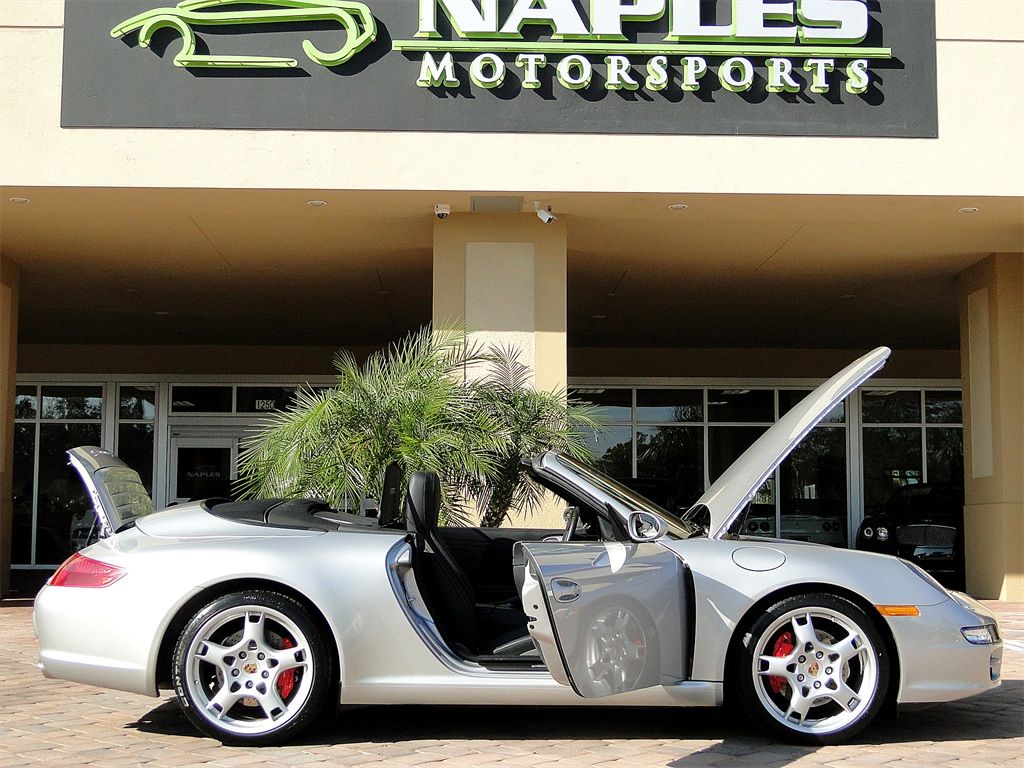2008 Porsche 911 Carrera S - Photo 21 - Naples, FL 34104