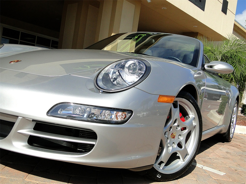 2008 Porsche 911 Carrera S - Photo 32 - Naples, FL 34104