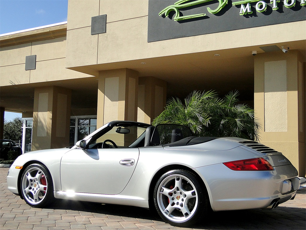 2008 Porsche 911 Carrera S - Photo 35 - Naples, FL 34104