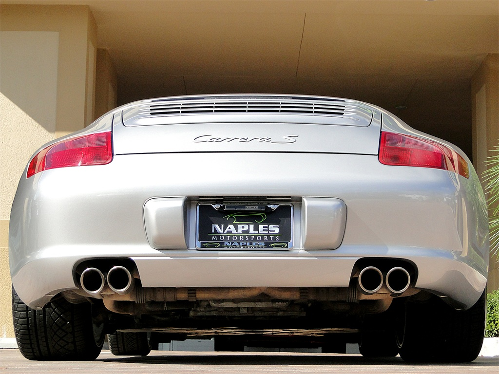 2008 Porsche 911 Carrera S - Photo 58 - Naples, FL 34104