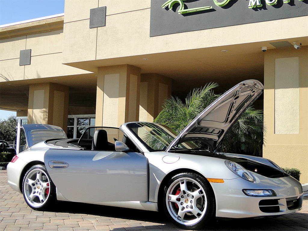 2008 Porsche 911 Carrera S - Photo 48 - Naples, FL 34104