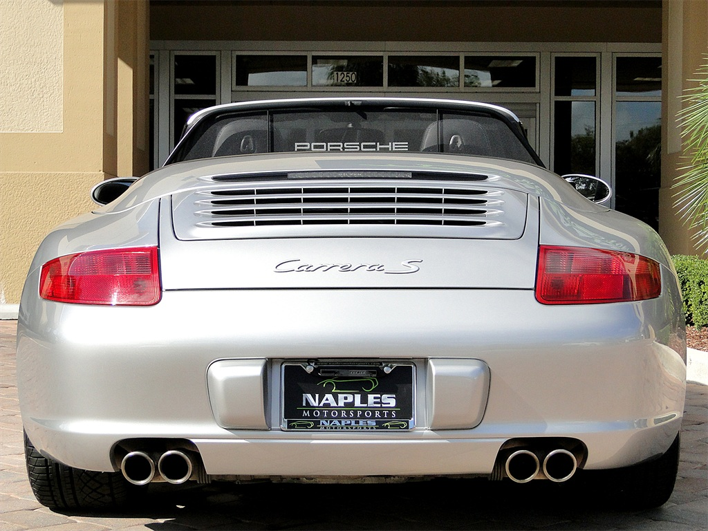 2008 Porsche 911 Carrera S - Photo 57 - Naples, FL 34104