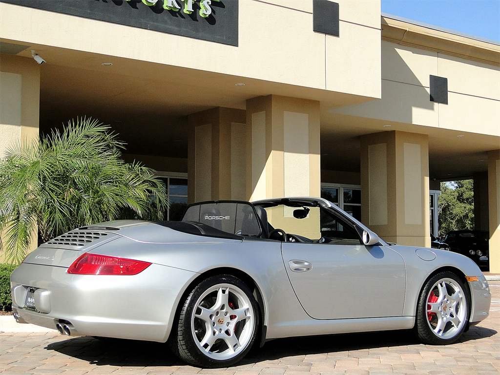 2008 Porsche 911 Carrera S - Photo 17 - Naples, FL 34104