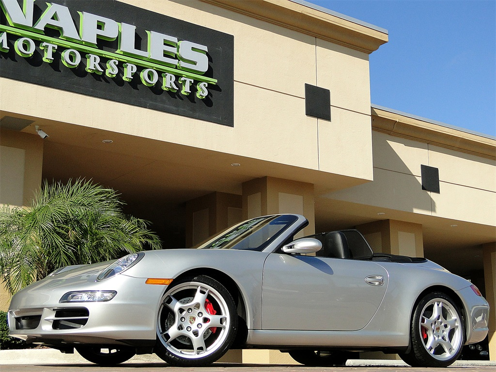 2008 Porsche 911 Carrera S - Photo 27 - Naples, FL 34104