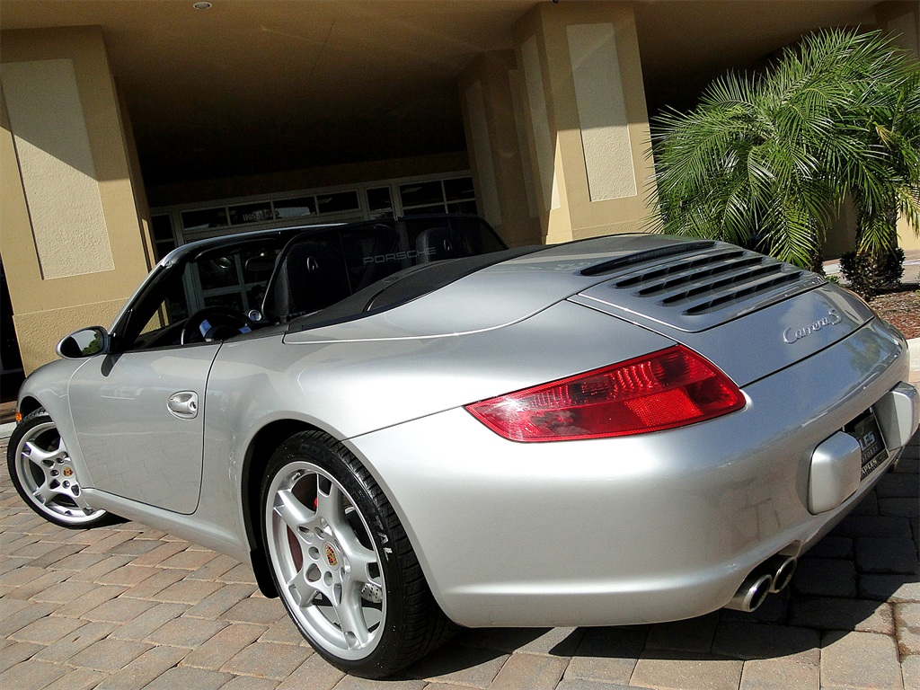 2008 Porsche 911 Carrera S - Photo 52 - Naples, FL 34104