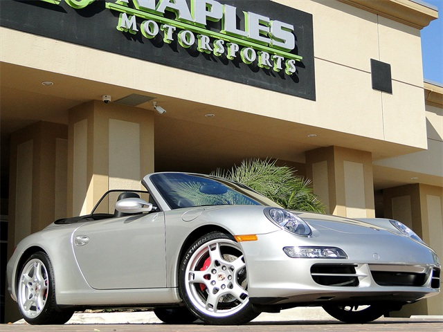 2008 Porsche 911 Carrera S - Photo 1 - Naples, FL 34104