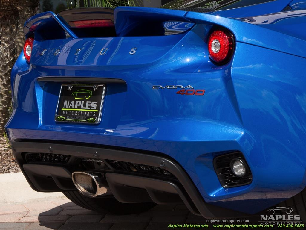 2017 Lotus Evora 400 - Photo 22 - Naples, FL 34104