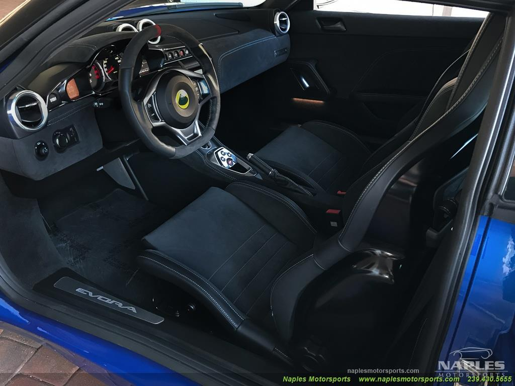 2017 Lotus Evora 400 - Photo 50 - Naples, FL 34104