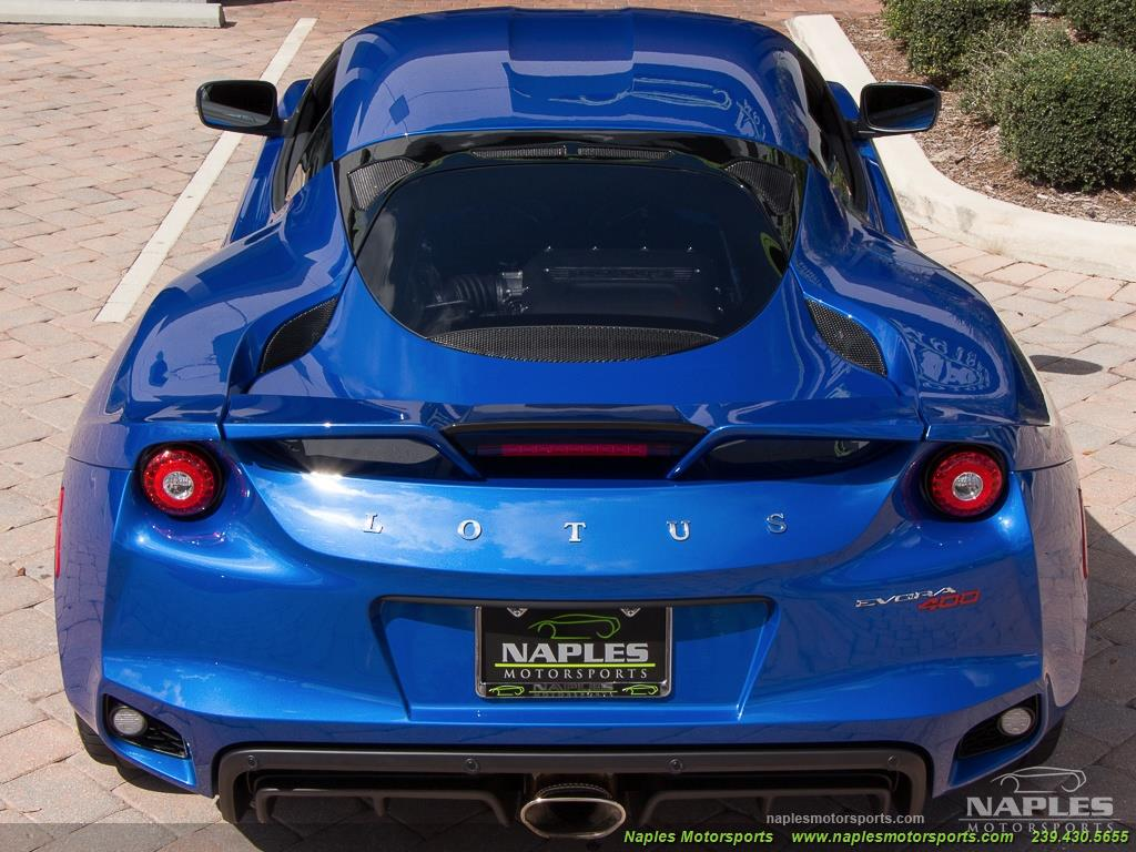 2017 Lotus Evora 400 - Photo 15 - Naples, FL 34104