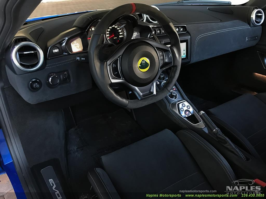 2017 Lotus Evora 400 - Photo 20 - Naples, FL 34104