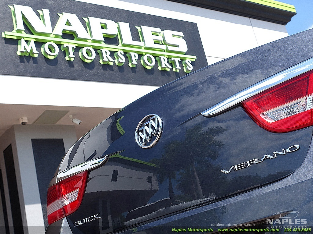 2012 Buick Verano - Photo 25 - Naples, FL 34104