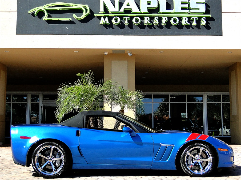 2010 Chevrolet Corvette GrandSport Convertible - Photo 56 - Naples, FL 34104