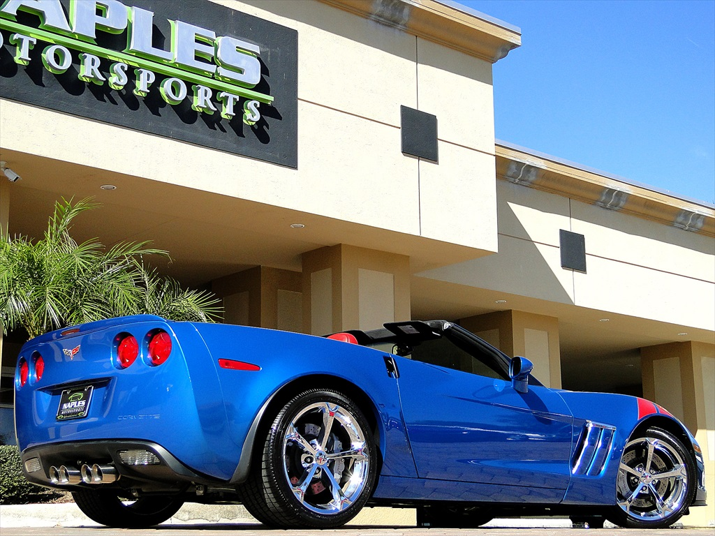 2010 Chevrolet Corvette GrandSport Convertible - Photo 13 - Naples, FL 34104