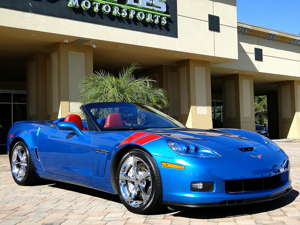 2010 Chevrolet Corvette GrandSport Convertible - Photo 23 - Naples, FL 34104