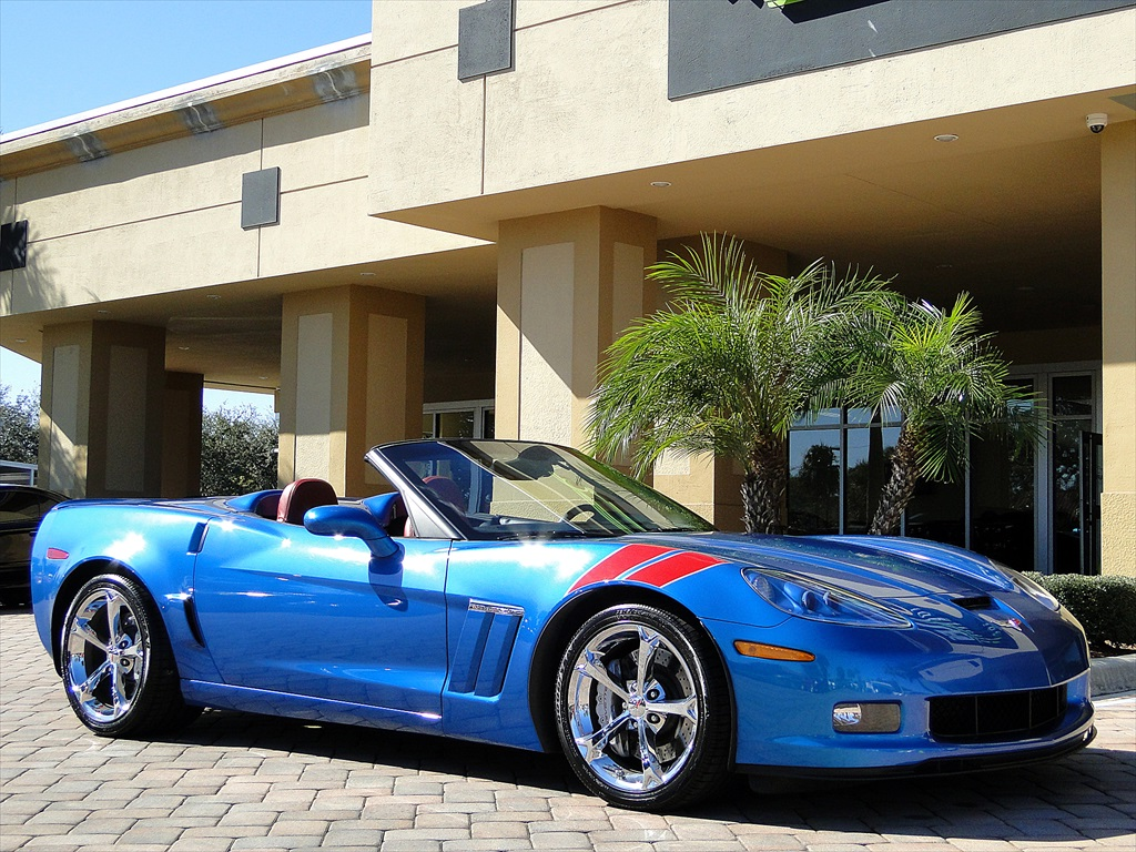 2010 Chevrolet Corvette GrandSport Convertible - Photo 11 - Naples, FL 34104