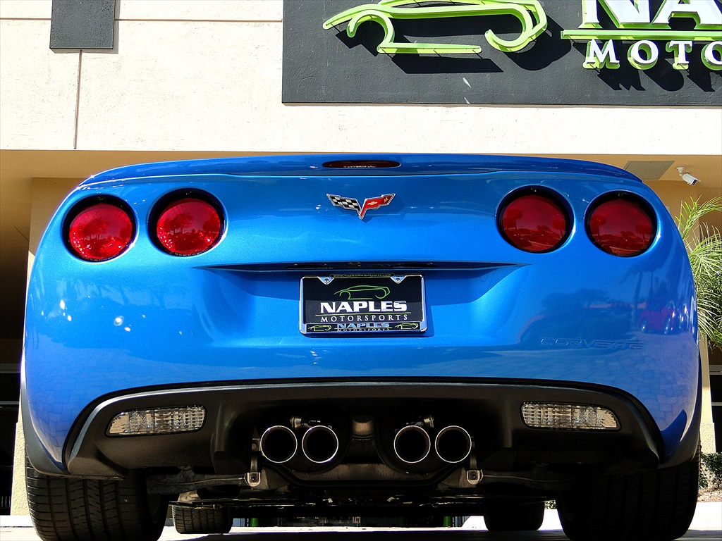 2010 Chevrolet Corvette GrandSport Convertible - Photo 51 - Naples, FL 34104