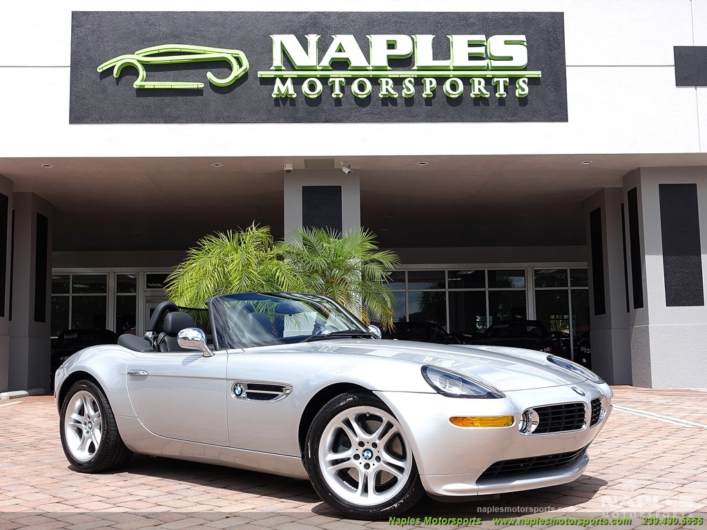 2002 BMW Z8 - Photo 5 - Naples, FL 34104