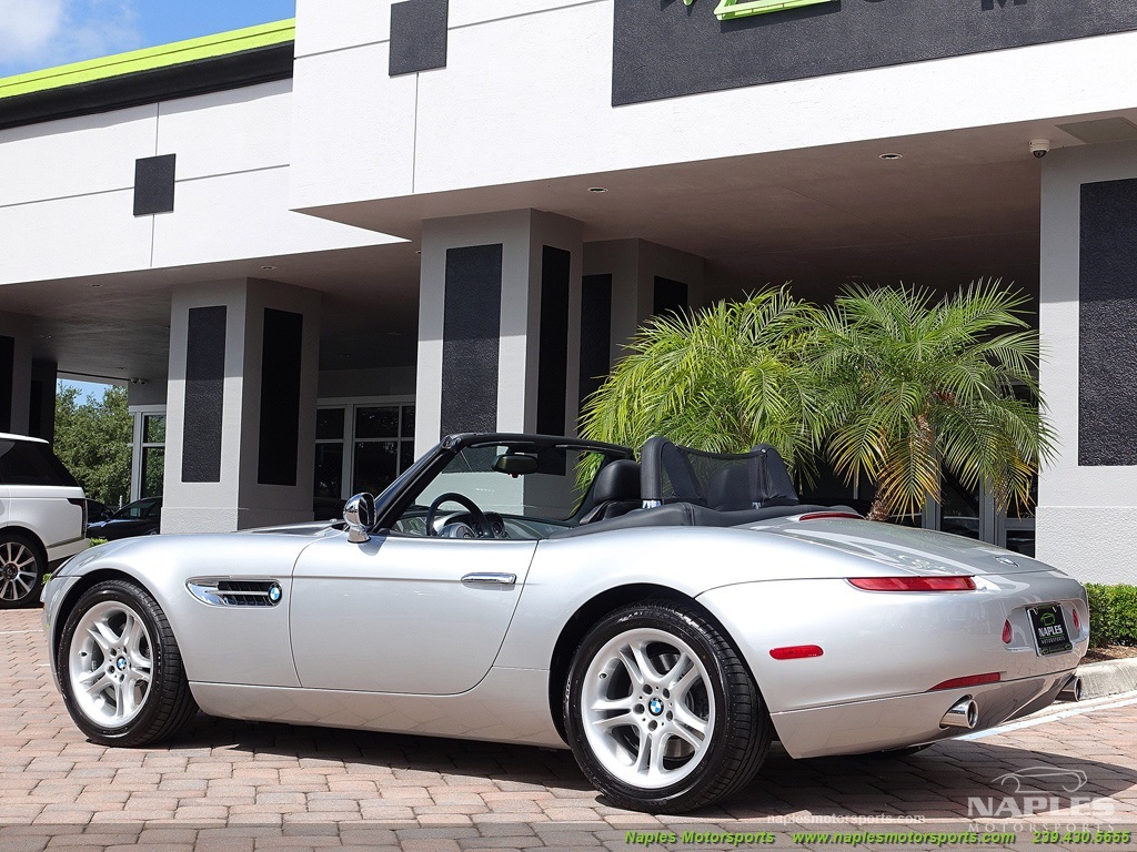 2002 BMW Z8 - Photo 21 - Naples, FL 34104