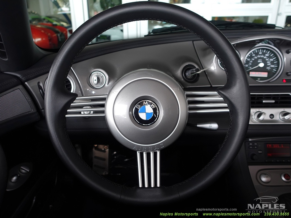 2002 BMW Z8 - Photo 20 - Naples, FL 34104
