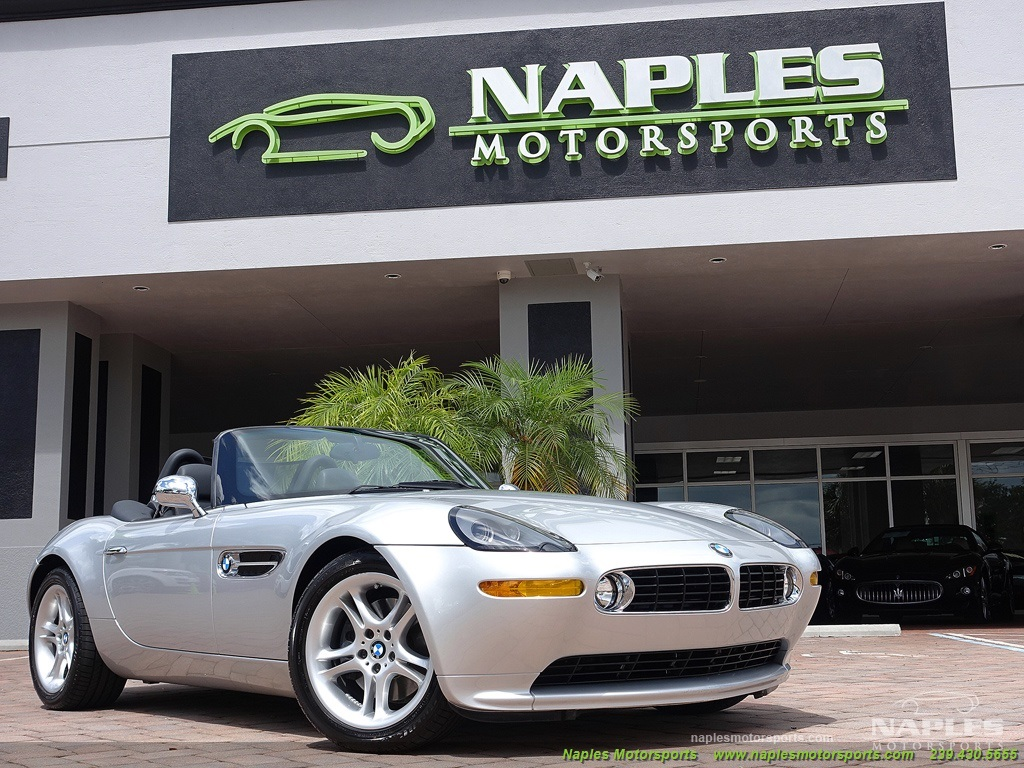 2002 BMW Z8 - Photo 29 - Naples, FL 34104