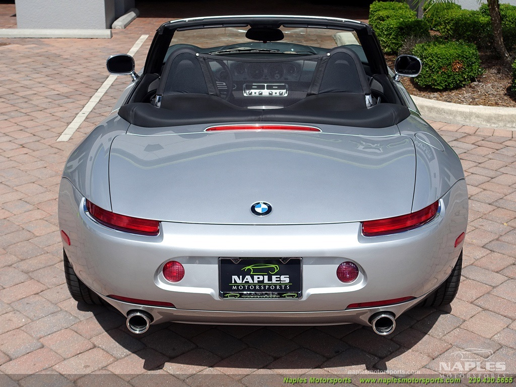 2002 BMW Z8 - Photo 34 - Naples, FL 34104