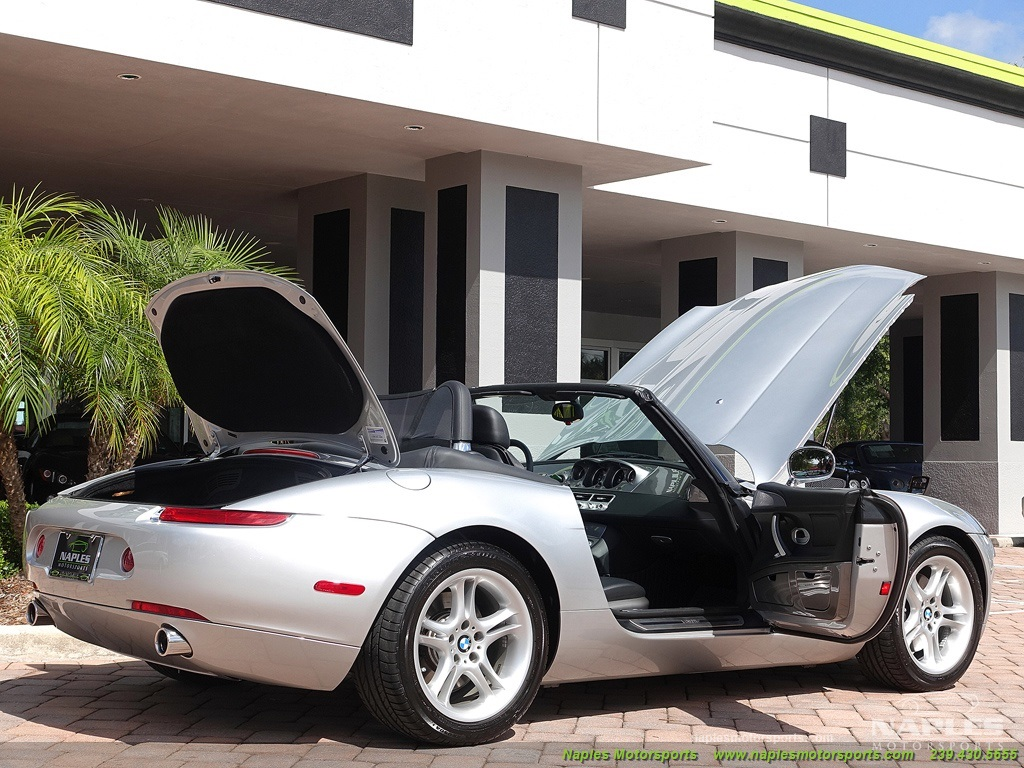 2002 BMW Z8 - Photo 55 - Naples, FL 34104